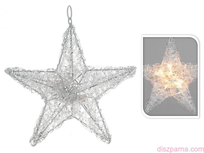 Image of 10 LEDes karácsonyi csillag 30 cm