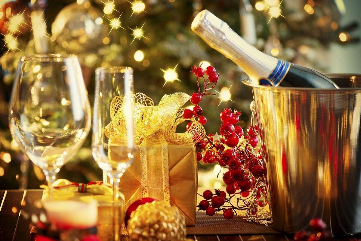 Arany csillogás karácsonykor