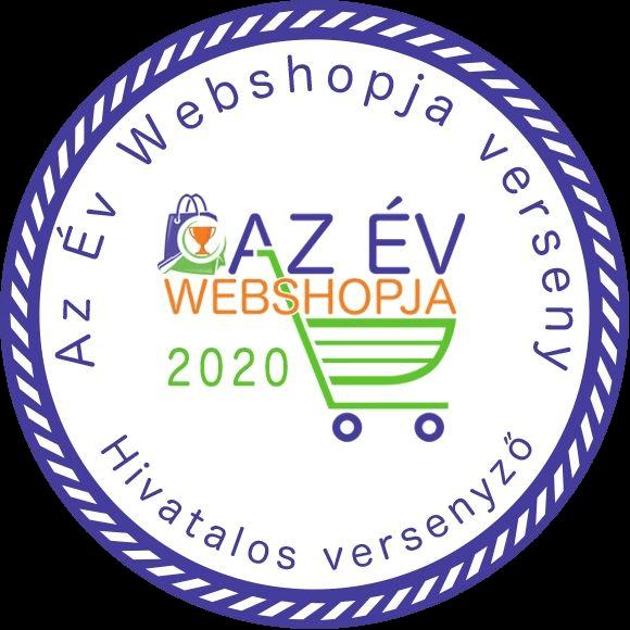 Az év webshopja verseny hivatalos versenyzője a diszparna.com
