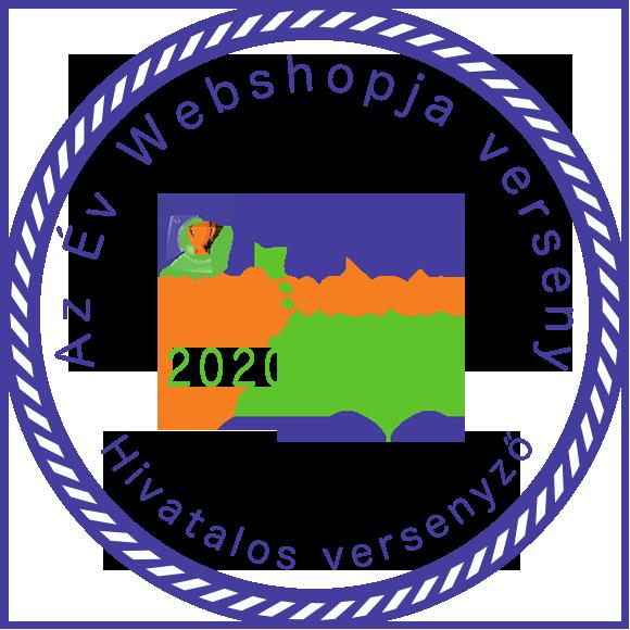Az év webshopja hivatalos versenyzője a diszparna.com