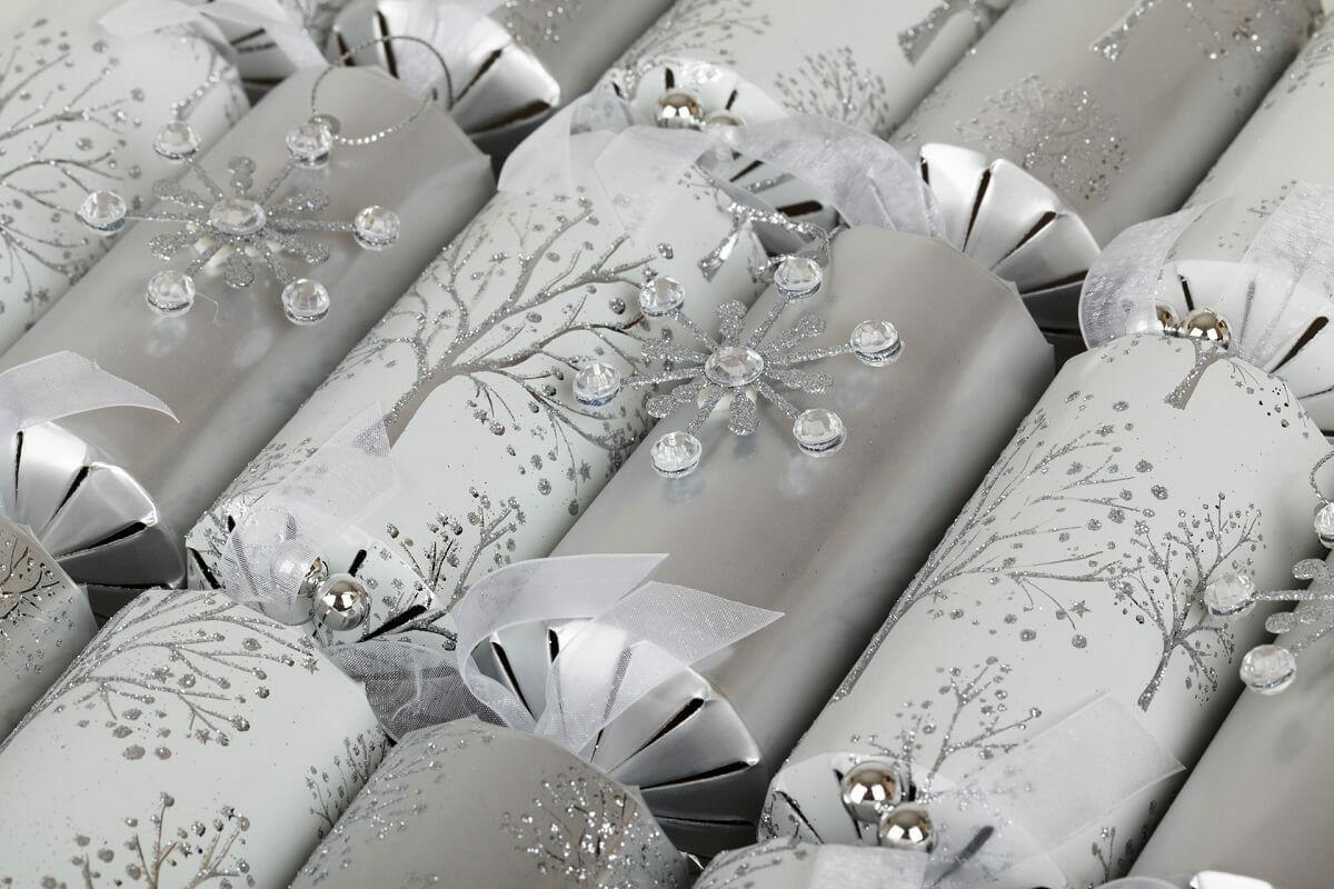 Fehér-ezüst karácsony