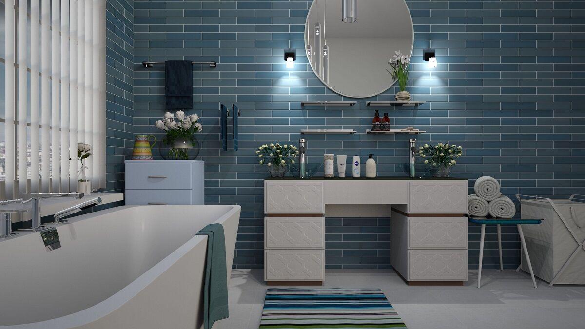 Hangulatos fürdőszoba