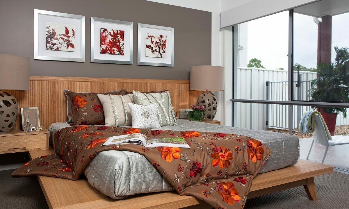 gyönyörű hálószoba