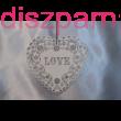 Love szív dekoráció