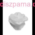 Fehér Virágos gyertya