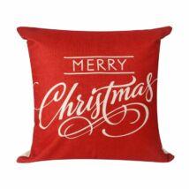 Angel Piros karácsonyi díszpárna