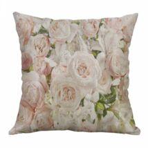 Elizabeth Rózsás Virágos díszpárna