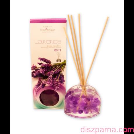 Levendula bambuszpálcás illatosító
