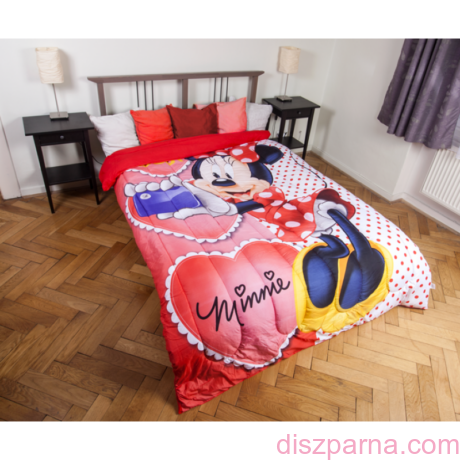 Minnie egér gyerek ágytakaró