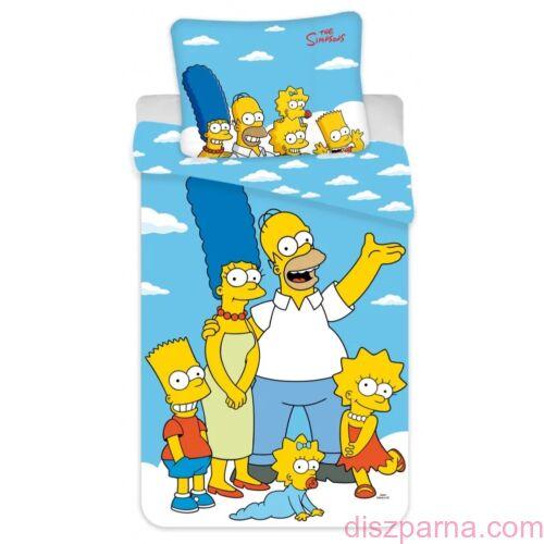 A Simpson család Kék ágynemű