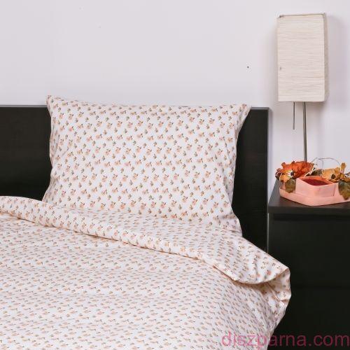 Apró rózsás ágynemű