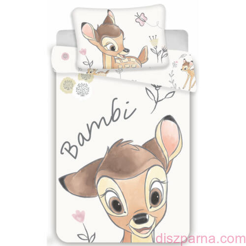 Bambi óvodai ágynemű-garnitúra
