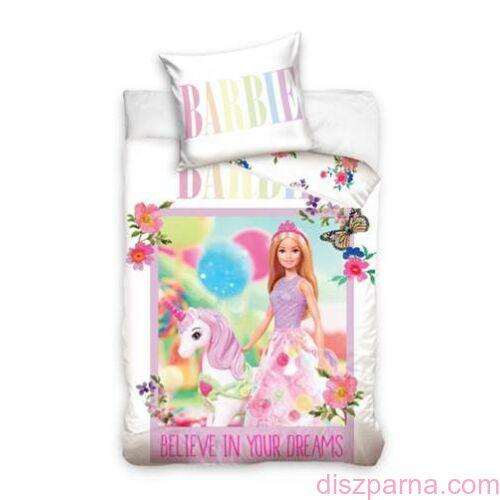 Barbie Unikornis ovis ágynemű szett