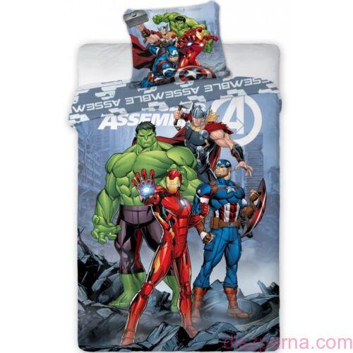 Bosszúállók Avengers ágynemű