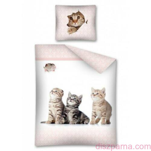 Cicás Cats ágynemű