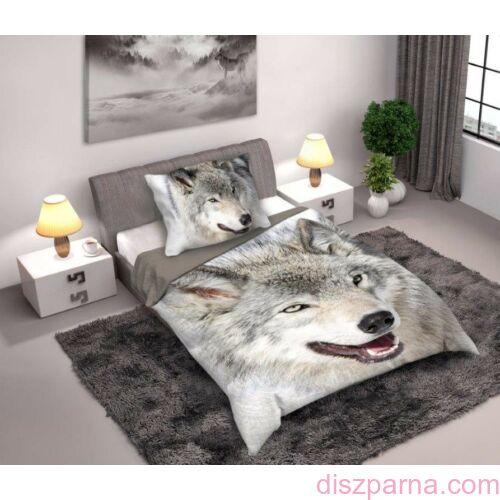 Farkasos ágynemű