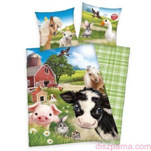Farmos Állatok ágynemű