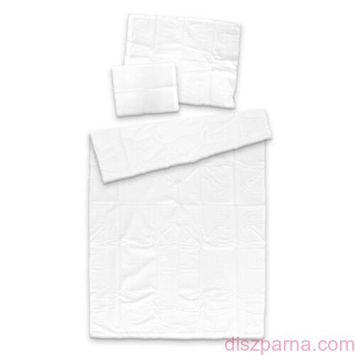 Fehér krepp ágynemű