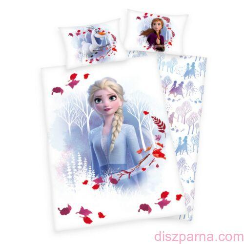 Jégvarázs Elsa ovis ágynemű szett