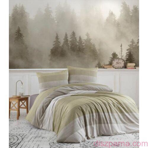 Light Grey pamut-szatén ágynemű