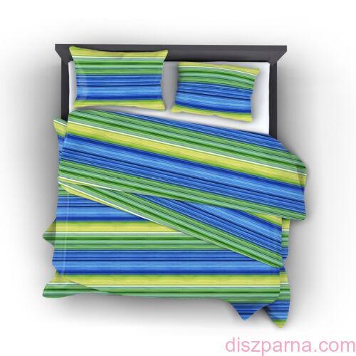 Lime B pamut-szatén ágynemű