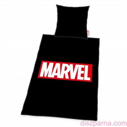 Marvel Fekete ágynemű