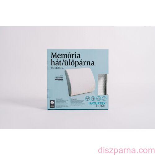 Memory hát- és ülőpárna dobozban