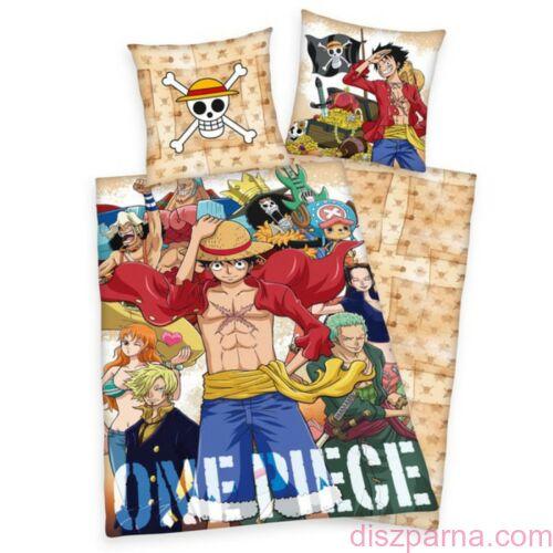 One Piece mangás ágyneműágynemű