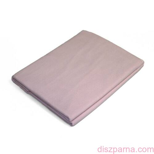 Rózsaszín aláhajtós lepedő 220x240 cm