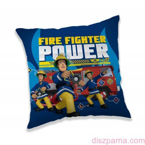 Sam a tűzoltó Power díszpárna