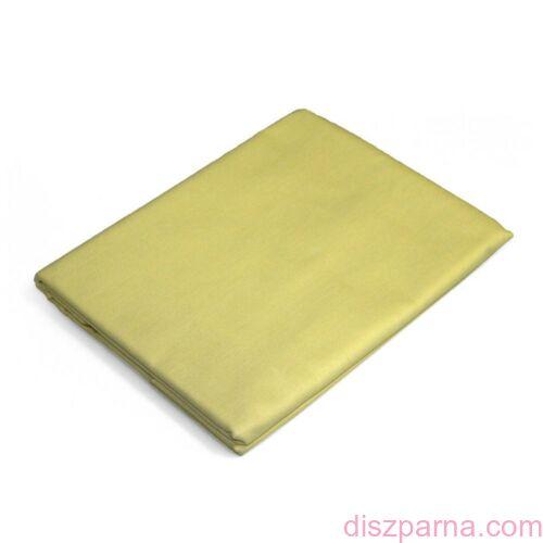 Sárga aláhajtós lepedő 150x200 cm