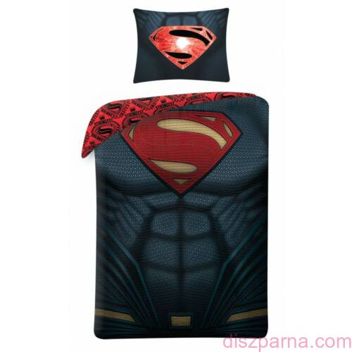Superman Szürke ágynemű