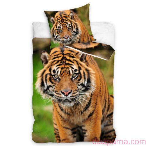 Tigrises ágynemű