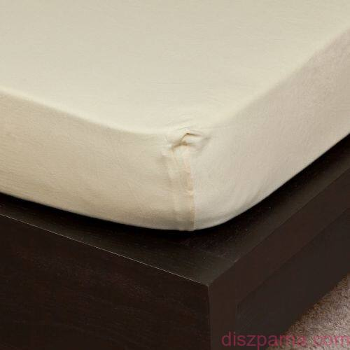 Vanília jersey lepedő 70x140 cm