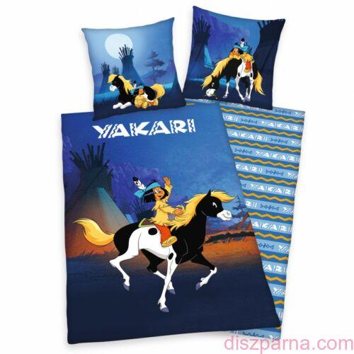 Yakari Kék ágynemű