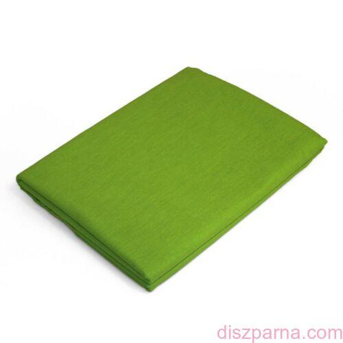 Zöld aláhajtós lepedő 150x200 cm