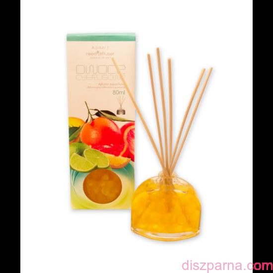 Citrus bambuszpálcás illatosító