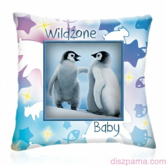Wild Zone Baby Pingvinek díszpárna