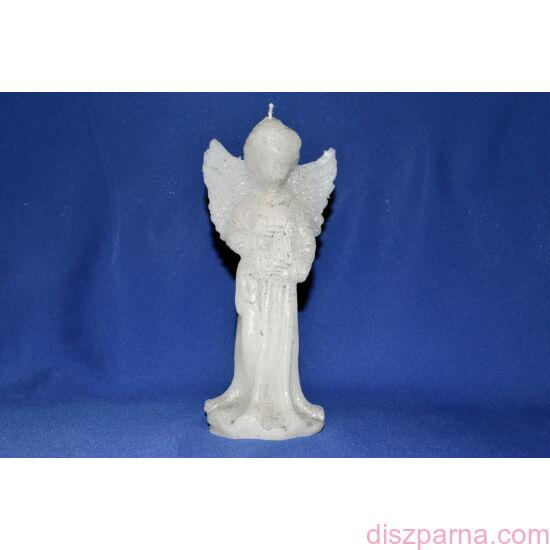 Fehér angyal gyertya