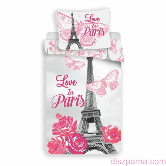 Párizs Roses ágynemű