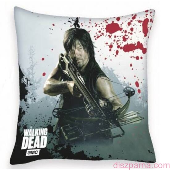 The Walking Dead Daryl díszpárna