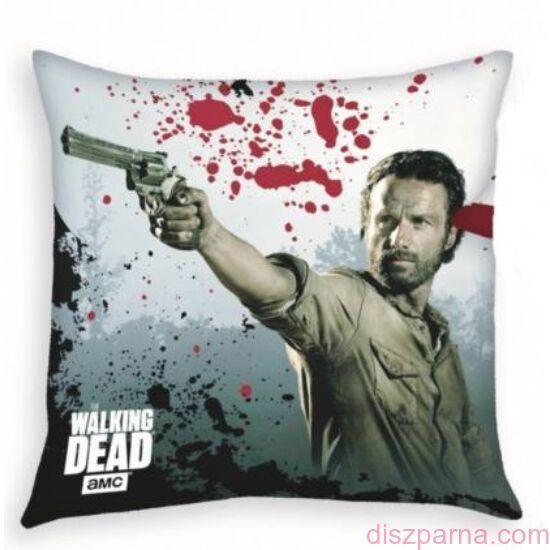 The Walking Dead Rick díszpárna