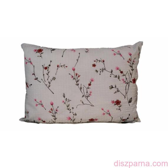 Anasztázia virágos párnahuzat