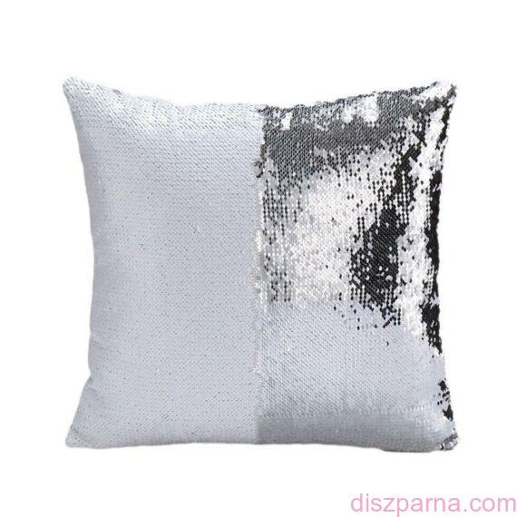 Ariel Fehér-Ezüst sellőpárna