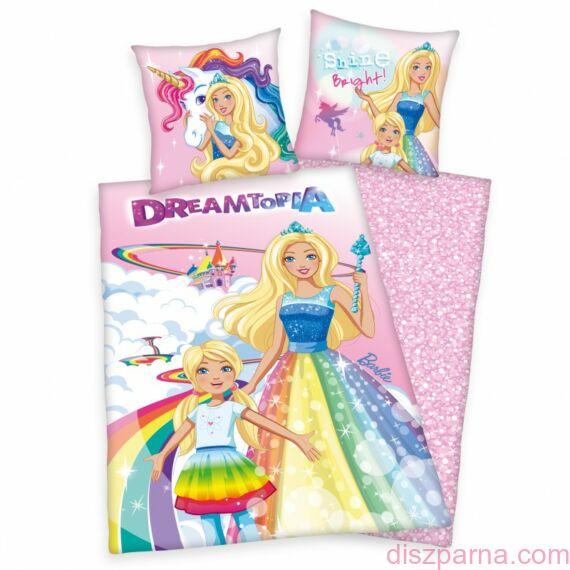 Barbie Végtelen Csodahaj Királyság ágynemű