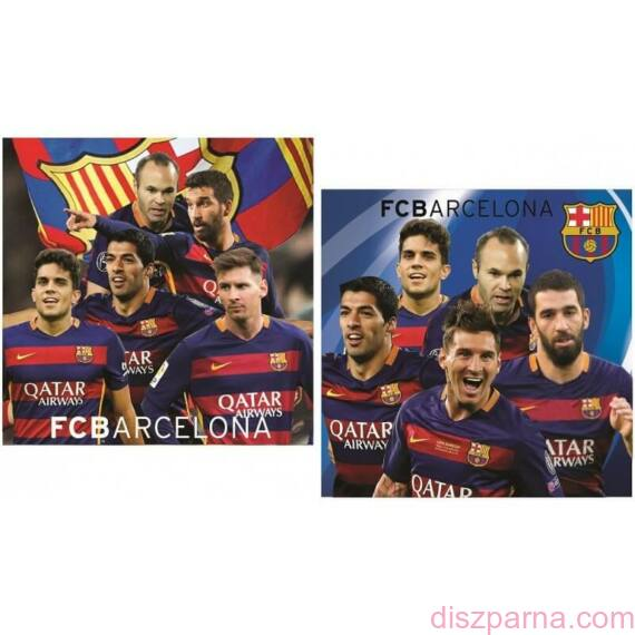 Barcelona FCB díszpárnahuzat
