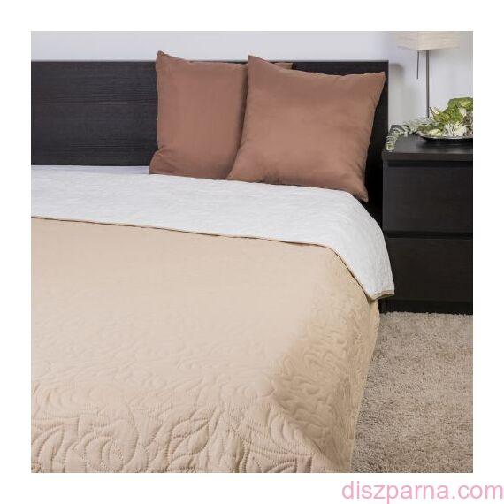 Bézs-Cream ágytakaró