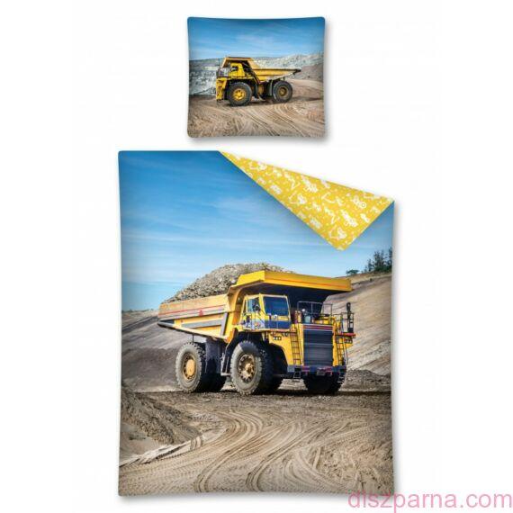 Billencses teherautó ágynemű