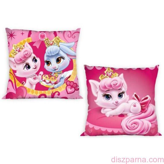 Disney Princess Hercegnők Cicás díszpárnahuzat
