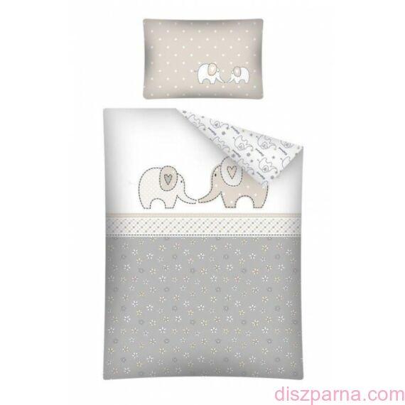 Elefántos Homok Ovis ágynemű